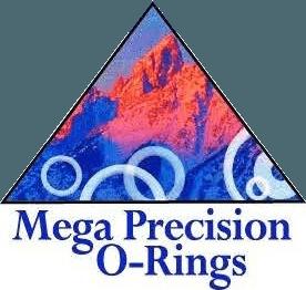 Mega Precision O-Rings - Logo